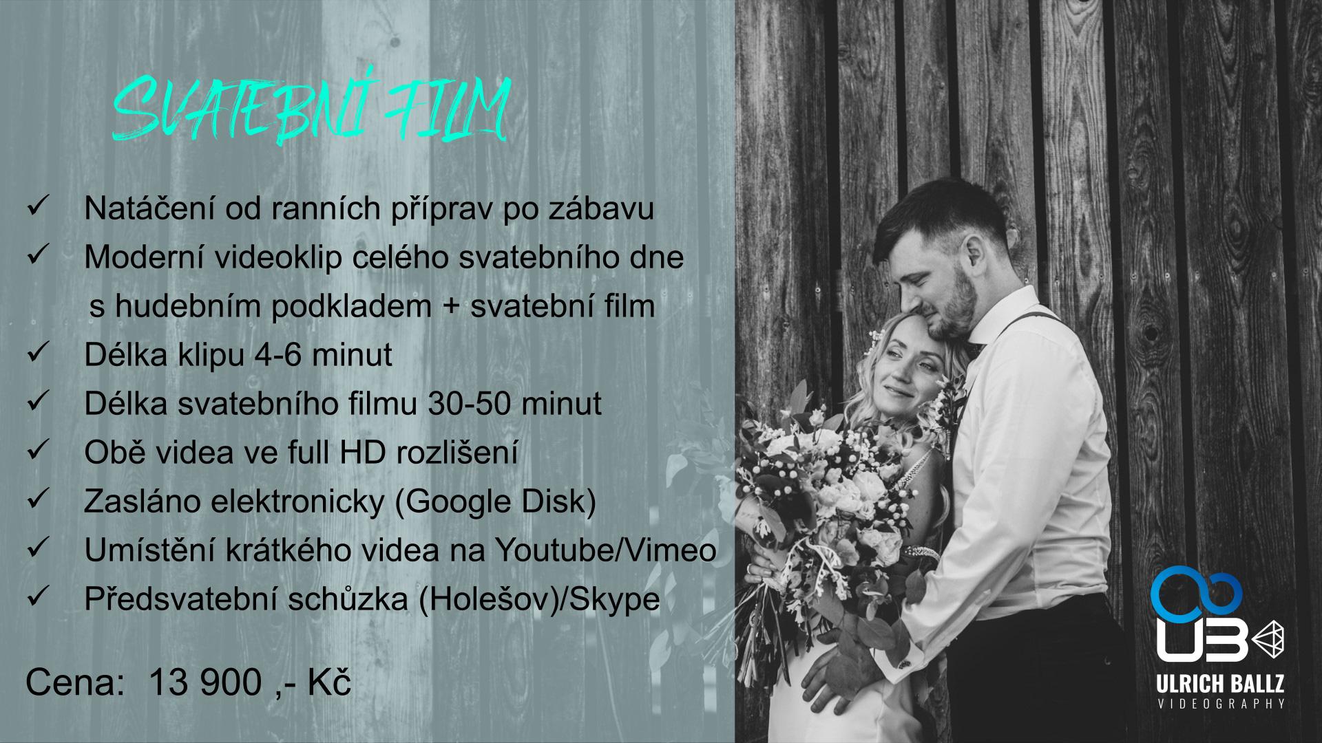 Cenik_svatby_2021_dlouhe video